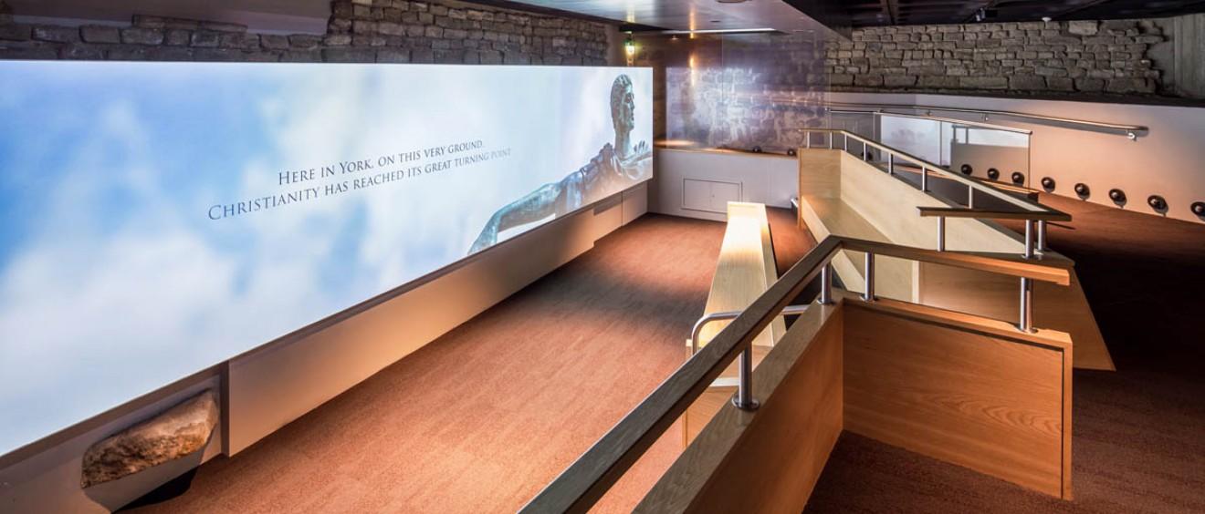 Interior, cinema, york, minster, architecture, commercial