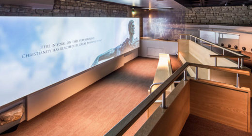 Interior, cinema, york, minster, architecture, commercial