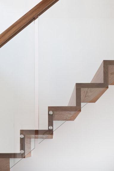 stair detail photograph