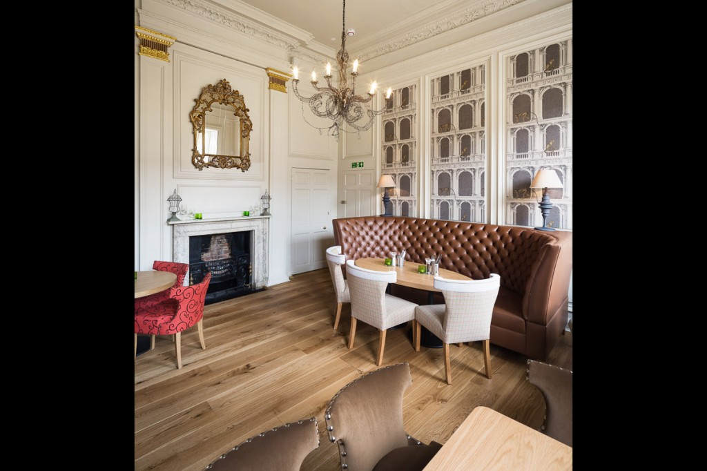 lounge interior hotel
