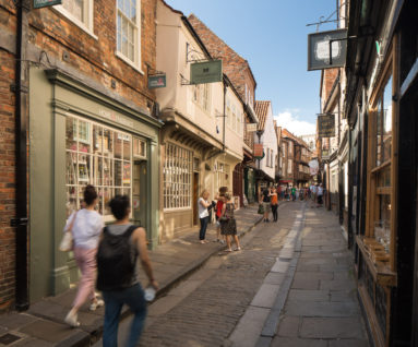 The Shambles, York City Centre