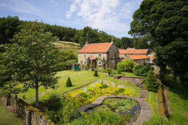 House in North York Moors
