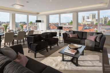 York City Centre Penthouse Flat