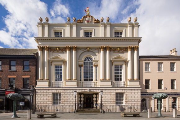 Architectural photography Doncaster Mansion House