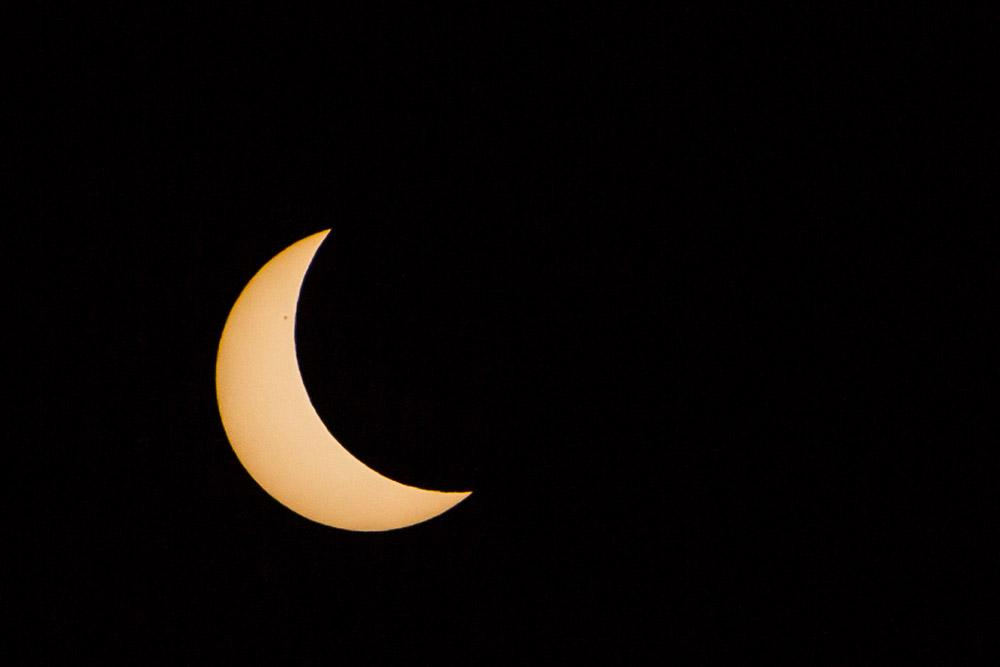 York Solar Eclipse March 2015
